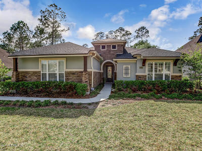 Orange Park Single Family Home For Sale: 1823 Wild Dunes Cir