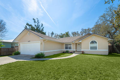 32080 Single Family Home For Sale: 317 Mystical Way