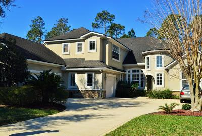 St Augustine Single Family Home For Sale: 224 S Hampton Club Way