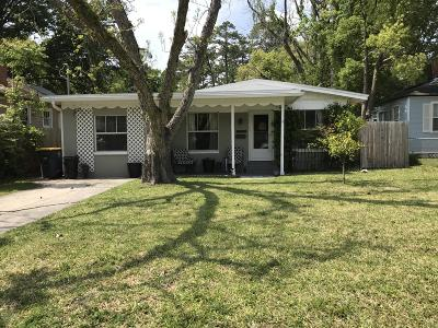 Duval County Single Family Home For Sale: 3745 Hunter St