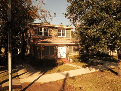 Duval County Single Family Home For Sale: 2647 Post St