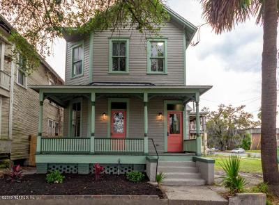 Single Family Home For Sale: 449 E 1st St