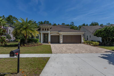 Austin Park, Coastal Oaks, Coastal Oaks At Nocatee, Del Webb Ponte Vedra, Greenleaf Preserve, Greenleaf Village, Kelly Pointe, Nocatee Single Family Home For Sale: 159 Portsmouth Bay Ave
