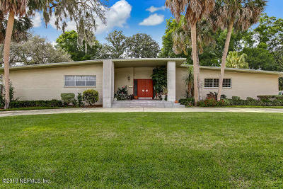 Duval County Single Family Home For Sale: 4358 Heaven Trees Rd