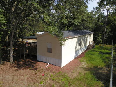 Interlachen FL Mobile/Manufactured For Sale: $72,500