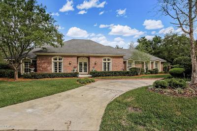 Jacksonville Single Family Home For Sale: 8121 Mar Del Plata St E