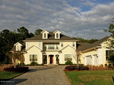 St Augustine Single Family Home For Sale: 1105 Registry Blvd