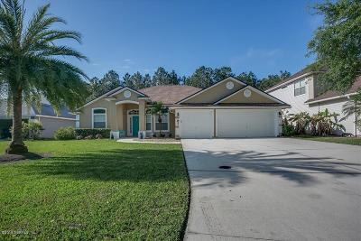 Jacksonville, Fruit Cove, Orangedale, St Johns Single Family Home For Sale: 631 Hampton Downs Ct