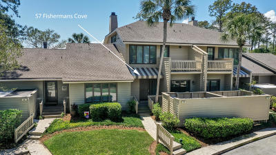 Ponte Vedra Beach Condo For Sale: 57 Fishermans Cove Rd
