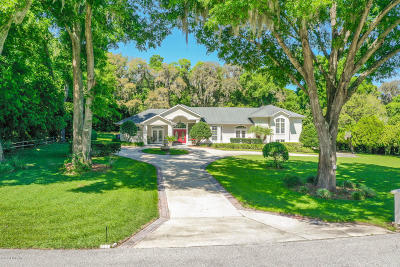 St Augustine Single Family Home For Sale: 116 Creekside Dr