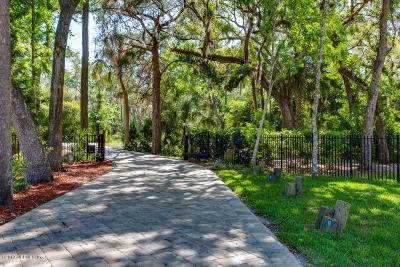 Ponte Vedra Single Family Home For Sale: 317 S Roscoe Blvd
