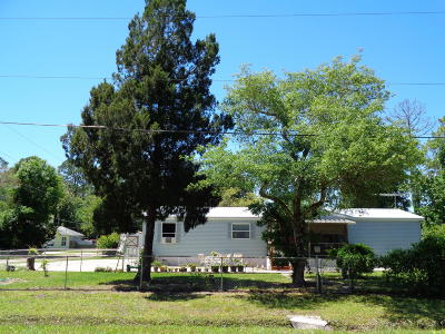St. Johns County Mobile/Manufactured For Sale: 4113 Vermont Blvd