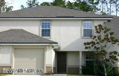 Orange Park, Fleming Island Townhouse For Sale: 1515 Vineland Cir #C