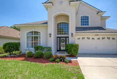 Single Family Home For Sale: 2023 Sandhill Crane Dr