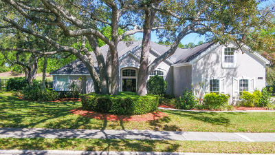 Jax Golf & Cc Single Family Home For Sale: 12881 Hunt Club Rd N
