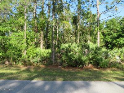 St. Johns County Residential Lots & Land For Sale: 8505 Kiley Ct