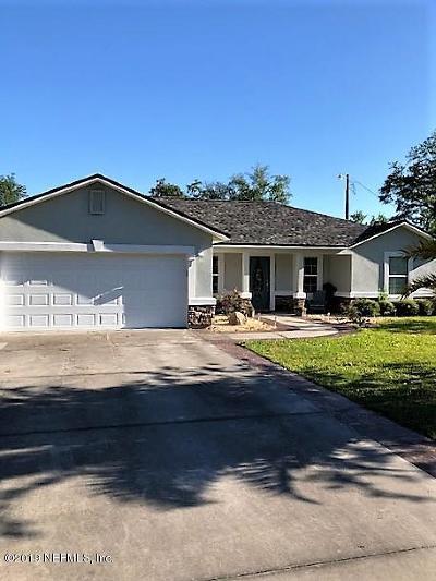 Macclenny Single Family Home For Sale: 275 E Michigan Ave