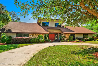 Jacksonville Single Family Home For Sale: 8018 Hunters Grove Rd
