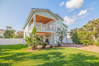 Neptune Beach FL Single Family Home For Sale: $1,149,000