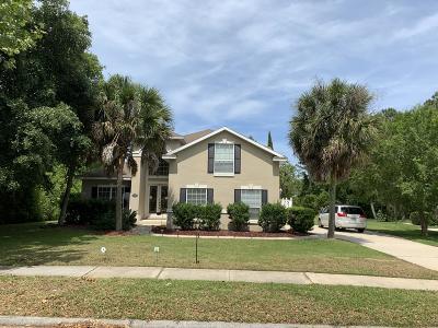 Fernandina Beach Single Family Home For Sale: 86089 Hampton Bays Dr