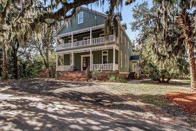Fernandina Beach Single Family Home For Sale: 103 S 10th St