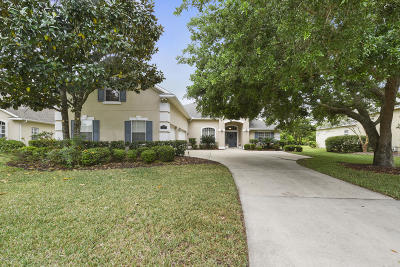 Jacksonville Single Family Home For Sale: 7664 Royal Crest Dr