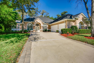 Jacksonville Single Family Home For Sale: 1656 Dover Hill Dr