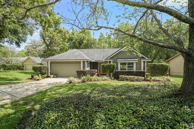 Jacksonville FL Single Family Home For Sale: $260,000
