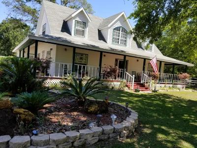 Middleburg Single Family Home For Sale: 5160 Country Estates Rd