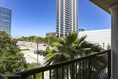 Jacksonville Condo For Sale: 1478 Riverplace Blvd #201