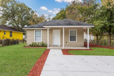 Jacksonville Multi Family Home For Sale: 856 Melson Ave