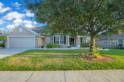 St Augustine Single Family Home For Sale: 354 Porta Rosa Cir