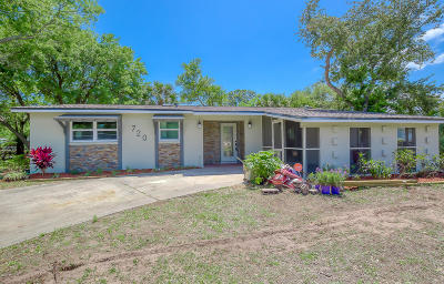 Atlantic Beach Single Family Home For Sale: 720 Sabalo Dr