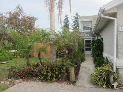 St. Johns County Townhouse For Sale: 4401 Seagate Ln N