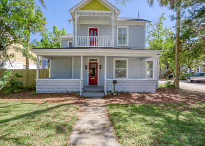 St Augustine Single Family Home For Sale: 11 Rohde Ave