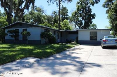 Jacksonville Single Family Home For Sale: 516 Baisden Rd