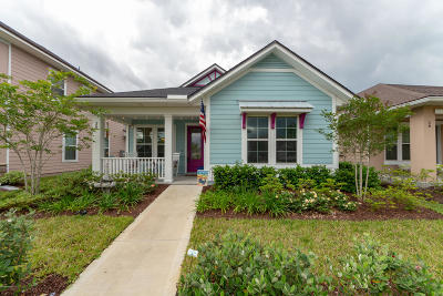 Ponte Vedra Beach FL Single Family Home For Sale: $350,000