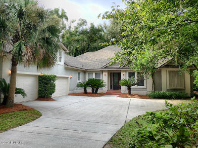 Fernandina Beach Single Family Home For Sale: 118 Sea Marsh Rd