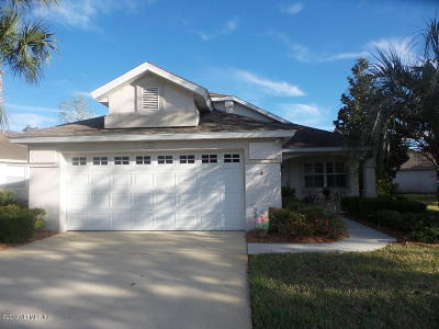 St Augustine Single Family Home For Sale: 169 Lions Gate Dr