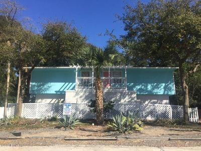Atlantic Beach Multi Family Home For Sale: 379 Ahern St