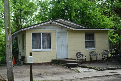 Jacksonville Single Family Home For Sale: 1490 W 22nd St