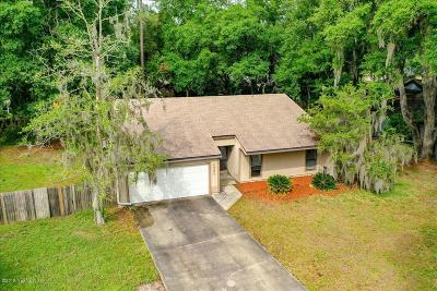 Jacksonville Single Family Home For Sale: 4824 Wethersfield Pl W