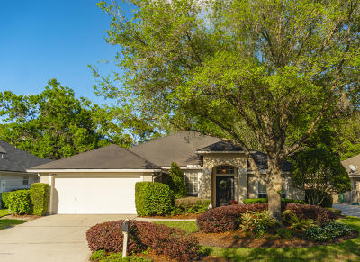 Jacksonville Single Family Home For Sale: 8955 Deer Berry Ct