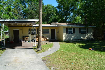 Jacksonville Single Family Home For Sale: 5086 Fredericksburg Ave