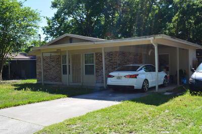 Jacksonville Single Family Home For Sale: 6946 Edge St