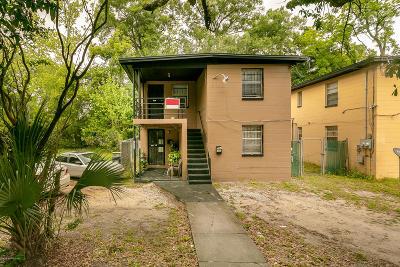 Jacksonville Multi Family Home For Sale: 1451 W 21st St