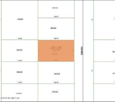 Interlachen FL Residential Lots & Land For Sale: $1,200