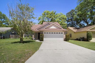 Jacksonville Single Family Home For Sale: 2761 Laten Ln