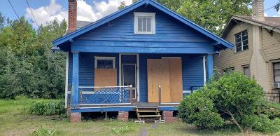Jacksonville Single Family Home For Sale: 2043 Walnut St