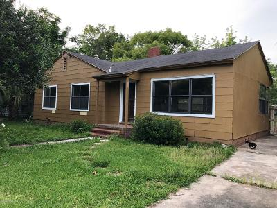 Single Family Home For Sale: 4529 Blount Ave
